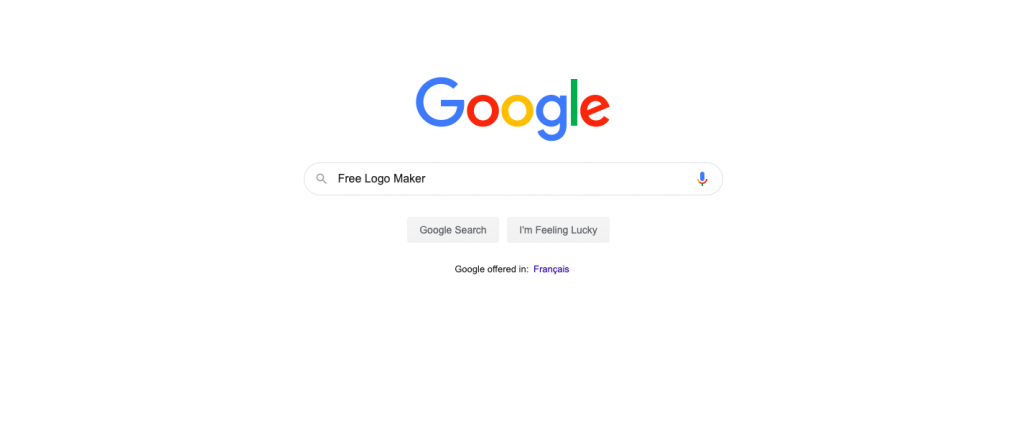 free logo design google search