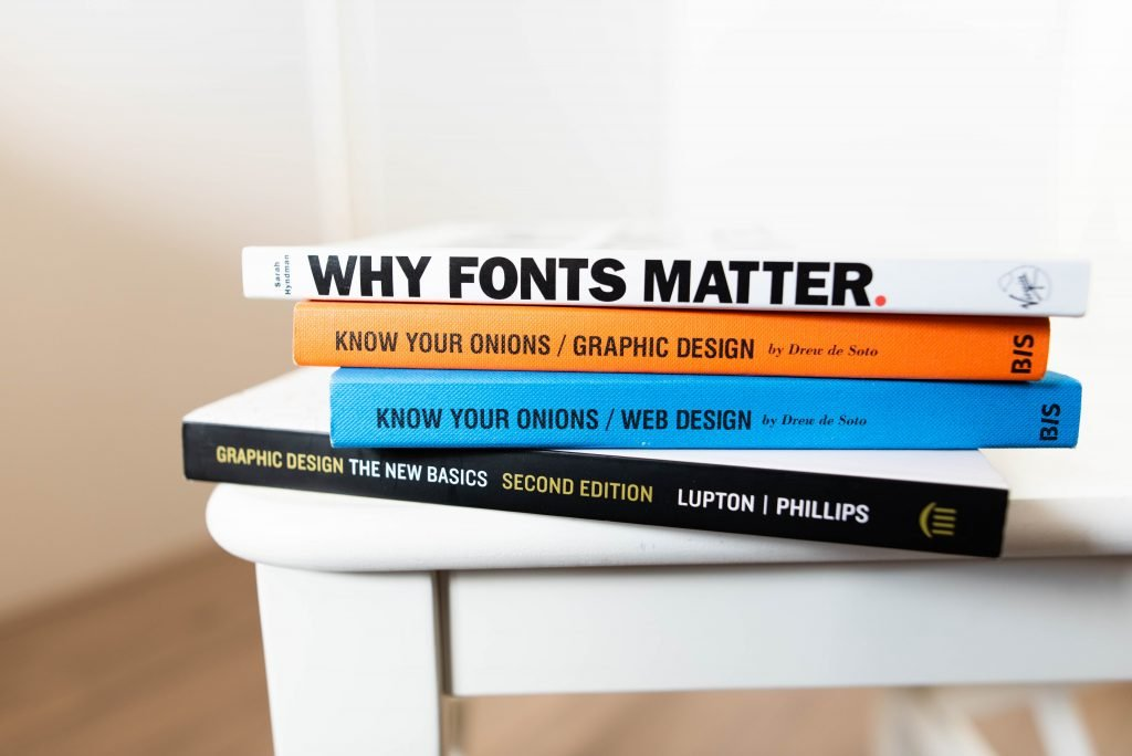 logo design books
